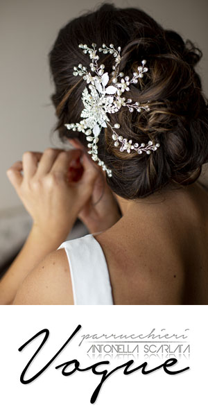 Antonella Scarlata | Nozze in Città | Il Magazine | Un Matrimonio perfetto